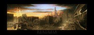 dystopian water world for legend