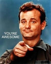 bill murray approves this message