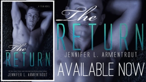 The Return Available Now