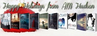 am hudson author banner christmas 2