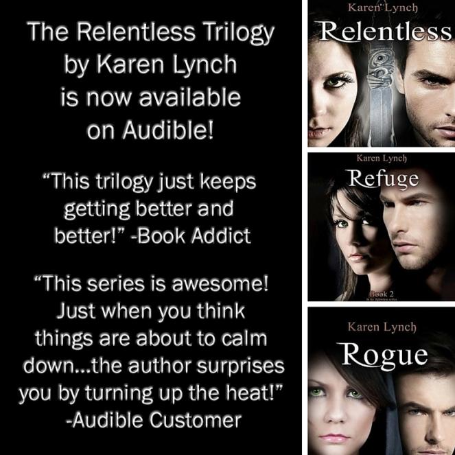 Audible trilogy graphic