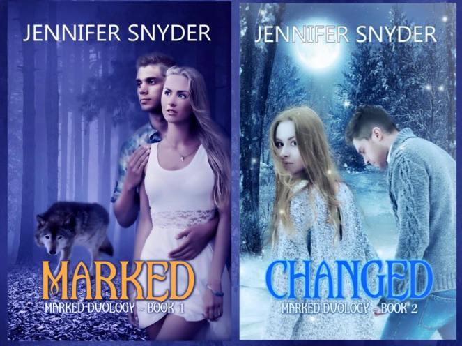 books 1 and 2 jennifer snyder