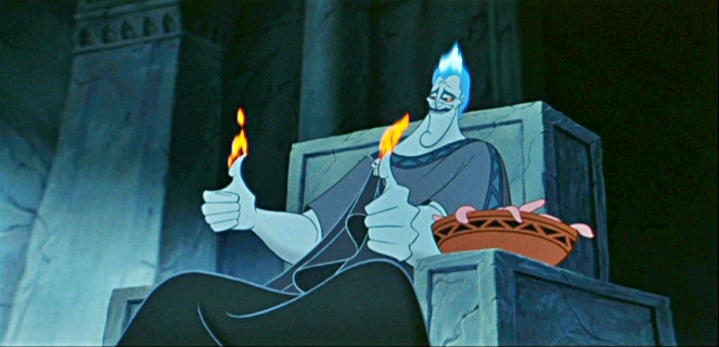 hades approves this message