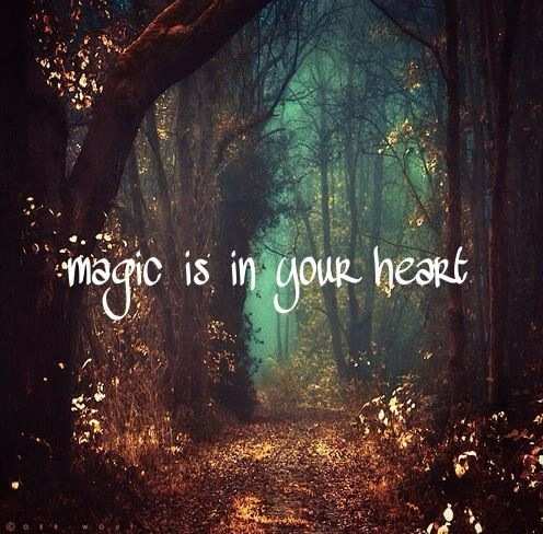 magic in your heart