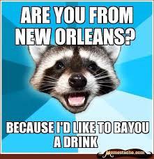 bayou a drink