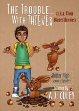 AJ CULEY TEEN BOOK 2