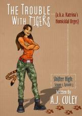 AJ CULEY TEEN BOOK 3